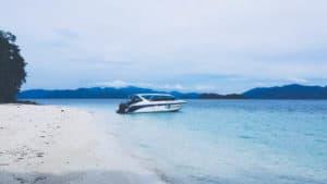 เกาะยักษ์เล็ก–เกาะมะปริง-หาดเกาะรัง–เกาะยักษ์ใหญ่–หาดอุทยาน (SpeedBoat)