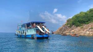 เกาะเต่า-เกาะนางยวน (เต็มวัน)