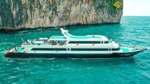 ทัวร์เกาะพีพีดอน-พีพีเล (เรือใหญ่)